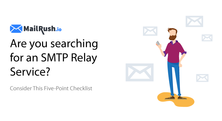 Are you searching for an SMTP Relay Service?