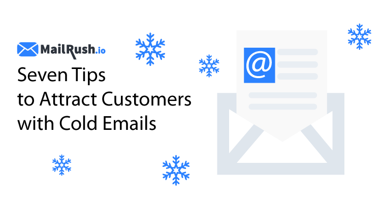 seven tips cold emails