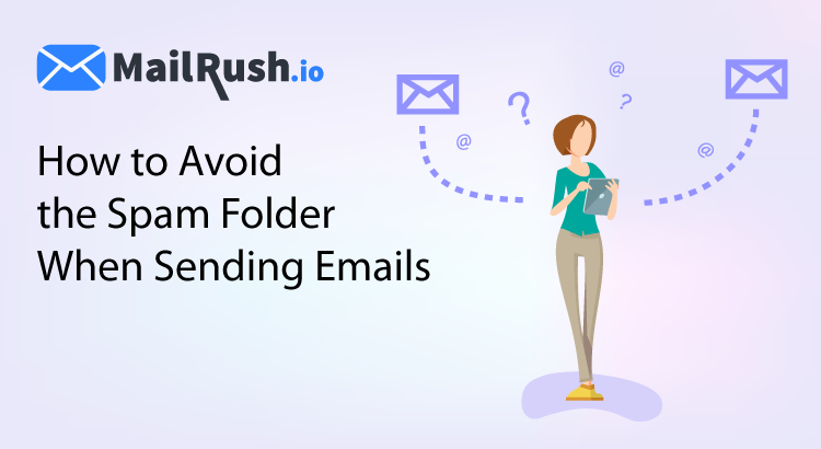 avoid spam folder