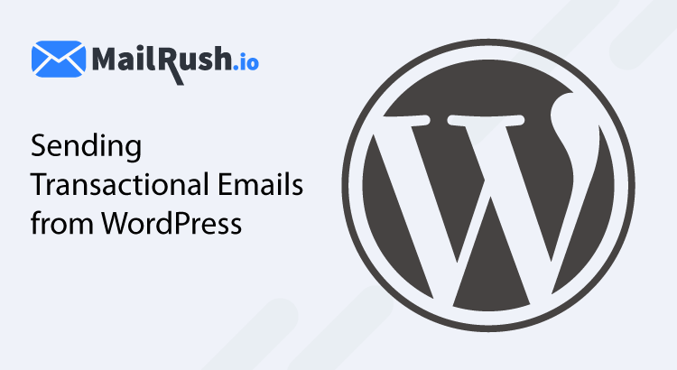 transactional emails wordpress