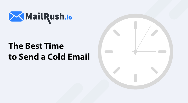 best time to send cold email